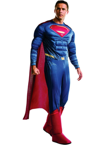Deluxe Superman Adult Costume - 21275