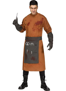 Demented Doctor Adult Costume