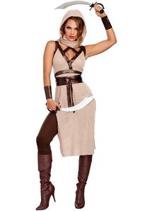 Desert Warrior Adult Costume