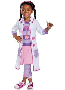 Doctor Mcstuffins Costume Child