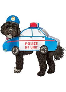 Dog Police Costume