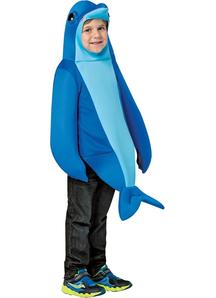 Dolphin Child Costume 2
