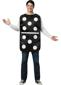 Domino Adult Costume