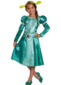 Fiona Child Costume