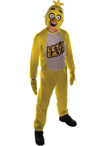 Five Nights at Freddy's Chica Child Costume