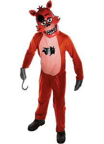 Five Nights at Freddy's Foxy Child Costume