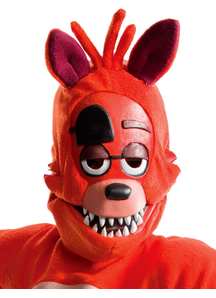 Five Nights at Freddy's Foxy Child Mask