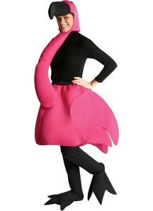 Flamingo Adult Costume