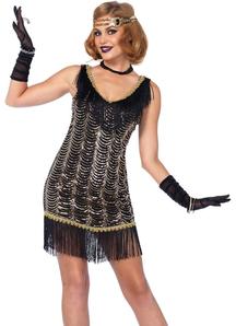 Flapper Charleston Charmer Costume Women