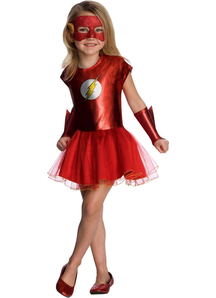 Flash Girls Costume