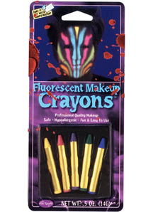 Fluorescent Make UP Crayons
