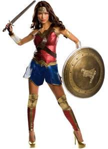 Grande Heritage Wonder Woman Adult Costume