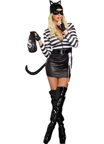 Guilty Cat Adult Costume