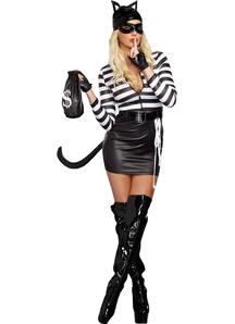 Guilty Cat Adult Costume