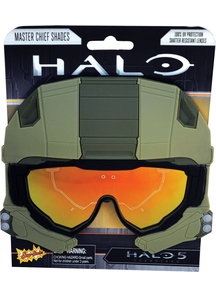 Halo Master Chief Sunstaches