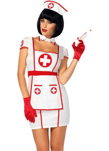 Heartbreaker Nurse Adult Costume