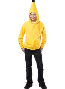 Hoodie Banana Teen