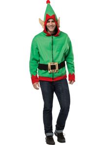 Hoodie Elf Adult