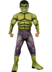 Hulk Child Costume
