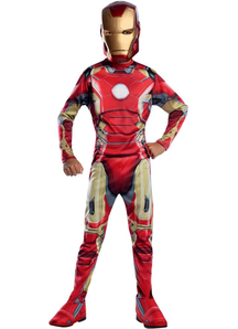 Iron Man Age Of Ultron Child Costume