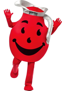 Kool Aide Adult Costume