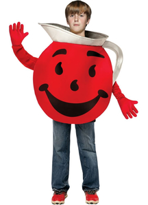 Kool Aide Teen Costume