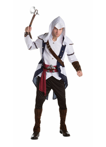 Assassins Creed Connor Costume For Adults