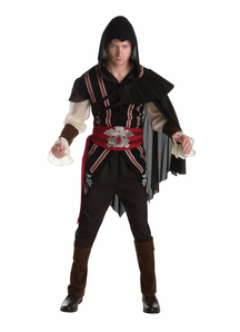 Assassins Creed Ezio Costume For Adults