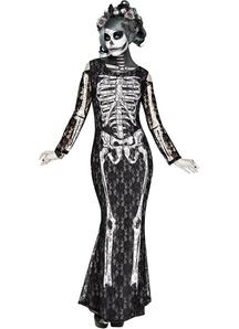 Lacy Bones Adult Costume