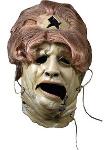 Leatherface Grandma Mask