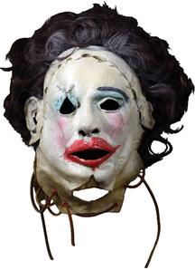 Leatherface Pretty Woman Mask