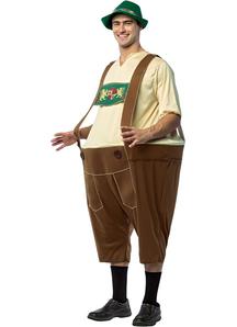 Lederhosen Hoopster Costume