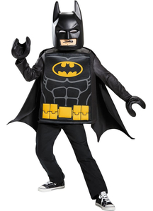 Lego Batman Child Costume