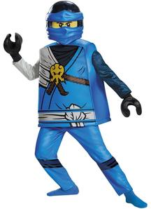 Lego Ninjago Jay Costume For Children