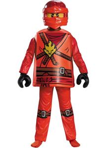 Lego Ninjago Kai Costume For Children