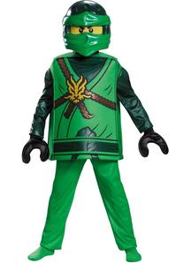 Lego Ninjago Lloyd Costume For Children