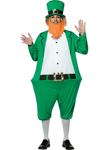 Leprechaun Hoopster Costume