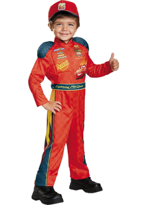 Lightning McQueen Child Costume - 21083