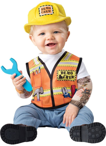 Little Destoyer Toddler Costume