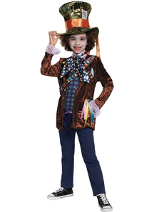 Mad Hatter Costume For Children