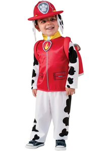 Marshal Classic Costume For Children From Paw Patrol