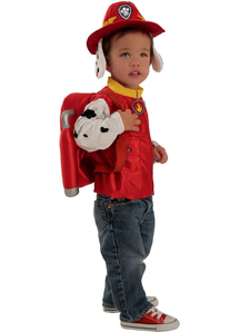 Marshal Costume For Children From Paw Patrol