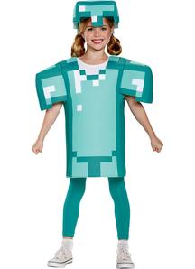 Minecraft Armor Child Costume