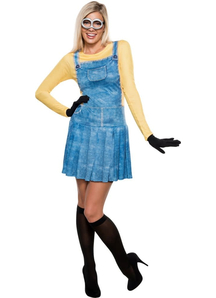 Minion Female Costume For Adults - 20955