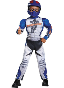 Moto Rider Child Costume
