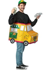 Mr Taco Adult Costume
