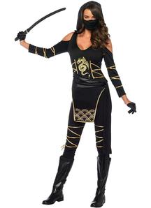 Ninja Stealth Adult Costume