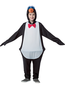 Penguin Hoopster Child Costume