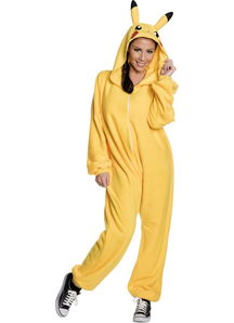 Pikachu Adult Costume