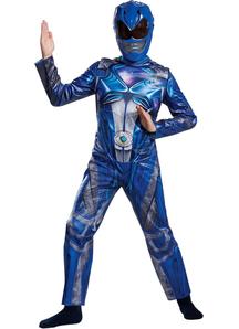 Power Blue Ranger Child Costume